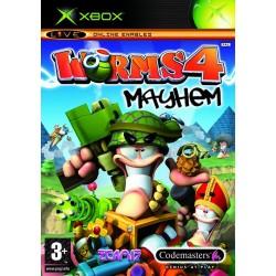 XB WORMS 4 MAYHEM - Jeux Xbox au prix de 14,95€