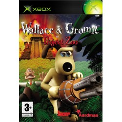 XB WALLACE AND GROMIT IN PROJECT ZOO - Jeux Xbox au prix de 9,95€