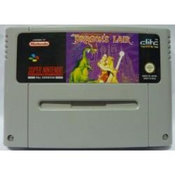 SN DRAGON S LAIR (LOOSE) - Jeux Super NES au prix de 0,00€
