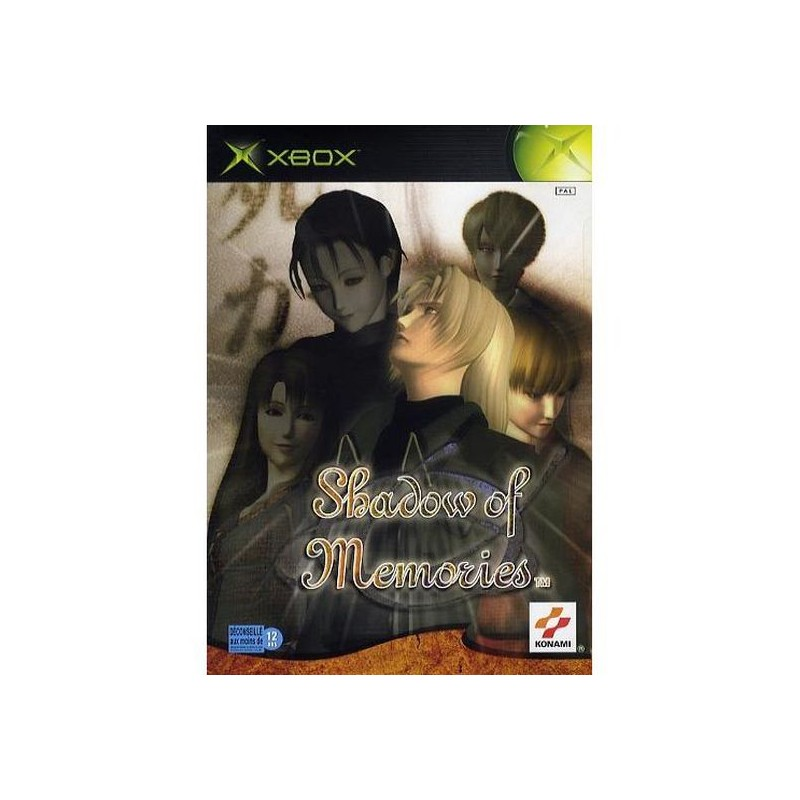 XB SHADOW OF MEMORIES - Jeux Xbox au prix de 7,95€