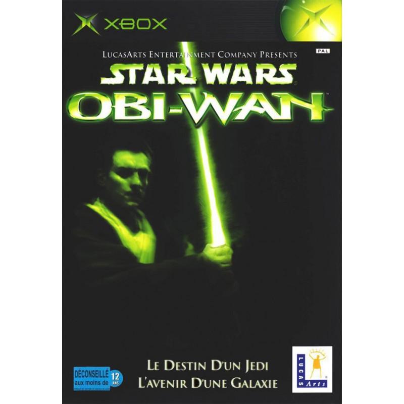 XB STAR WARS OBIWAN - Jeux Xbox au prix de 24,95€