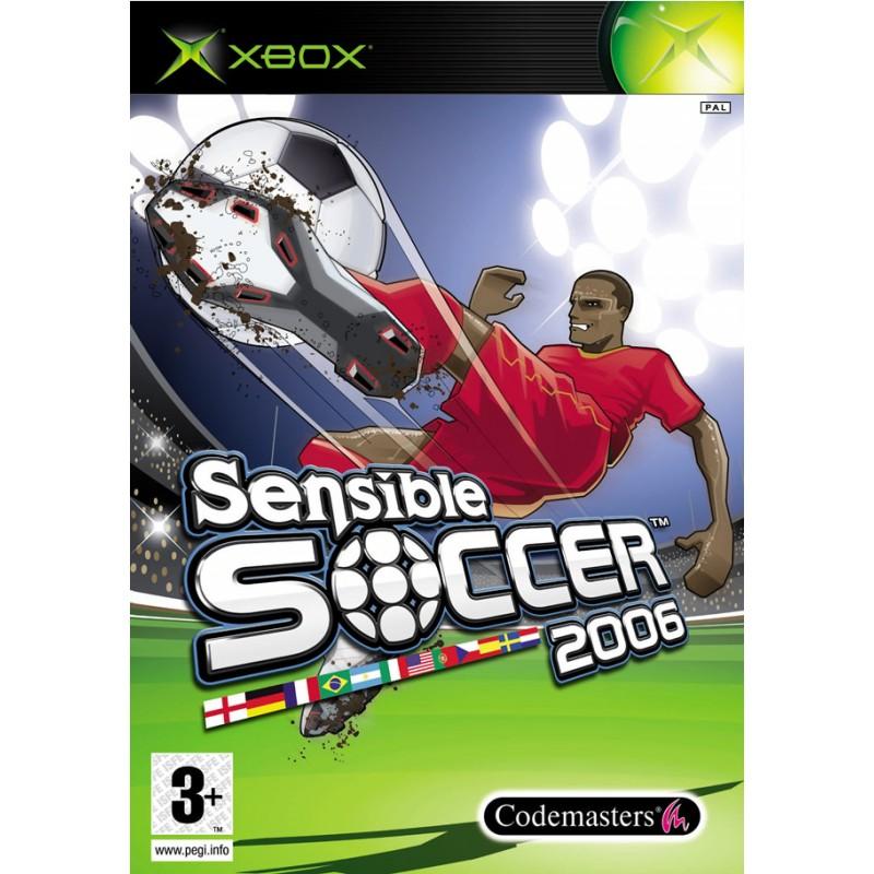 XB SENSIBLE SOCCER 2006 - Jeux Xbox au prix de 5,95€