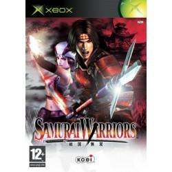 XB SAMURAI WARRIORS - Jeux Xbox au prix de 9,95€