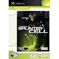 XB SPLINTER CELL CLASSICS - Jeux Xbox au prix de 1,95€