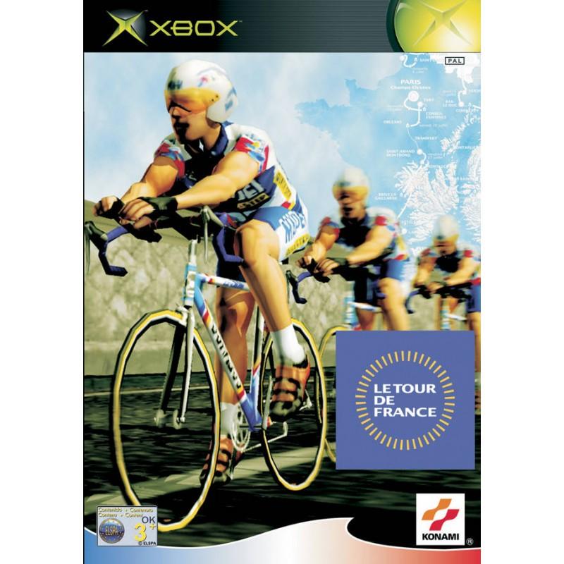 XB LE TOUR DE FRANCE - Jeux Xbox au prix de 8,95€