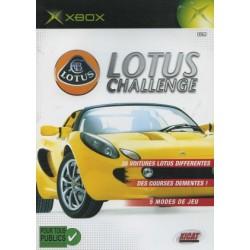 XB LOTUS CHALLENGE - Jeux Xbox au prix de 6,95€