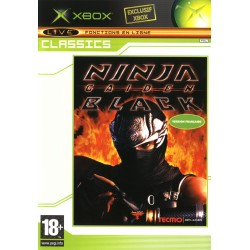 XB NINJA GAIDEN BLACK (CLASSICS) - Jeux Xbox au prix de 19,95€