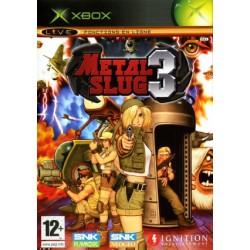 XB METAL SLUG 3 - Jeux Xbox au prix de 9,95€