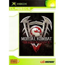 XB MORTAL KOMBAT DEADLY ALLIANCE CLASSICS - Jeux Xbox au prix de 4,95€