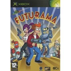 XB FUTURAMA - Jeux Xbox au prix de 11,95€