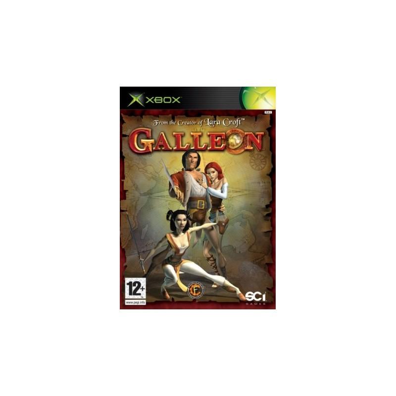 XB GALLEON - Jeux Xbox au prix de 7,95€