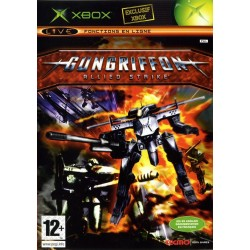 XB GUNGRIFFON ALLIED STRIKE - Jeux Xbox au prix de 7,95€