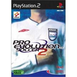 PS2 PRO EVOLUTION SOCCER 2 - Jeux PS2 au prix de 0,95€