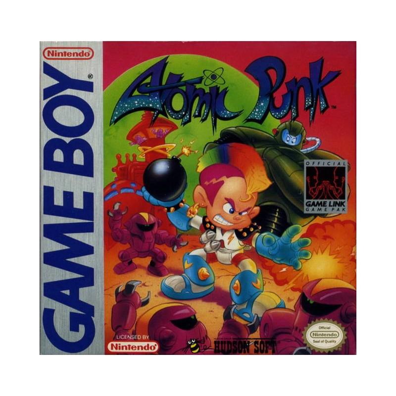 GB ATOMIC PUNK (IMPORT US) - Jeux Game Boy au prix de 6,95€