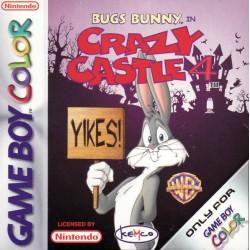 GB BUGS BUNNY CRAZY CASTLE 4 (COLOR) - Jeux Game Boy au prix de 6,95€