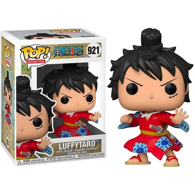 POP ONE PIECE 921 LUFFYTARO - Figurines POP au prix de 14,95€