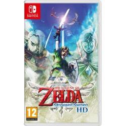 SWITCH THE LEGEND OF ZELDA SKYWARD SWORD HD - Jeux Switch au prix de 59,95€