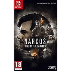 SWITCH NARCOS RISE OF THE CARTELS OCC - Jeux Switch au prix de 9,95€