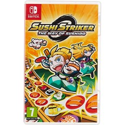 SWITCH SUSHI STRIKER THE WAY OF SUSHIDO OCC - Jeux Switch au prix de 9,95€