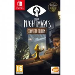 SWITCH LITTLE NIGHTMARES COMPLETE EDITION - Jeux Switch au prix de 34,95€