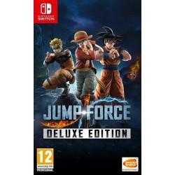 SWITCH JUMP FORCE DELUXE EDITION OCC - Jeux Switch au prix de 39,95€