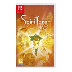 SWITCH SPIRITFARER - Jeux Switch au prix de 39,95€