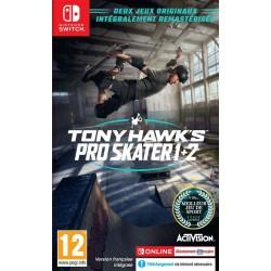 SWITCH TONY HAWK S PRO SKATER 1+2 - Jeux Switch au prix de 54,95€