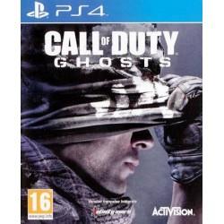 PS4 CALL OF DUTY GHOSTS OCC - Jeux PS4 au prix de 9,95€