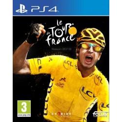 PS4 LE TOUR DE FRANCE 2018 - Jeux PS4 au prix de 9,95€