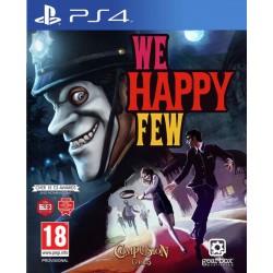 PS4 WE HAPPY FEW OCC - Jeux PS4 au prix de 9,95€