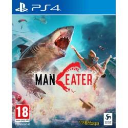 PS4 MAN EATER OCC - Jeux PS4 au prix de 14,95€