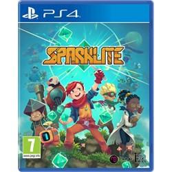 PS4 SPARKLITE (NEUF) - Jeux PS4 au prix de 17,95€