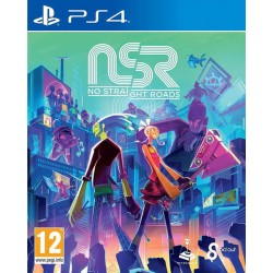 PS4 NO STRAIGHT ROADS (NEUF) - Jeux PS4 au prix de 19,95€