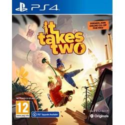 PS4 IT TAKES TWO OCC - Jeux PS4 au prix de 19,95€