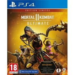 PS4 MORTAL KOMBAT 11 ULTIMATE LIMITED EDITION OCC - Jeux PS4 au prix de 24,95€