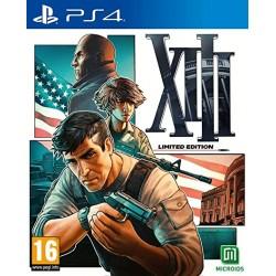 PS4 XIII LIMITED EDITION (NEUF) - Jeux PS4 au prix de 24,95€