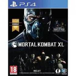 PS4 MORTAL KOMBAT XL - Jeux PS4 au prix de 24,95€