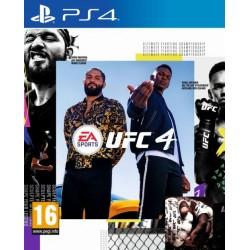 PS4 UFC 4 OCC - Jeux PS4 au prix de 29,95€