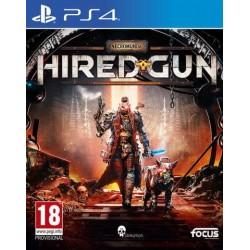 PS4 NECROMUNDA HIRED GUN - Jeux PS4 au prix de 39,95€