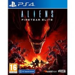 PS4 ALIENS FIRETEAM ELITE - Jeux PS4 au prix de 39,95€