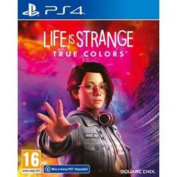 PS4 LIFE IS STRANGE TRUE COLORS - Jeux PS4 au prix de 59,95€