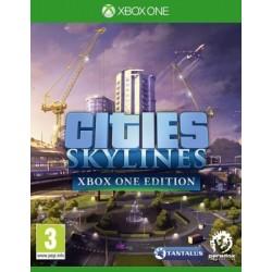 XONE CITIES SKYLINES OCC - Jeux Xbox One au prix de 14,95€