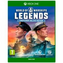 XONE WORLD OF WARSHIPS LEGENDS OCC - Jeux Xbox One au prix de 14,95€