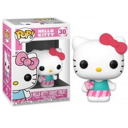 POP HELLO KITTY 30 HELLO KITTY SWEET TREAT - Figurines POP au prix de 14,95€
