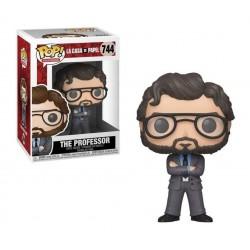 POP LA CASA DE PAPEL 744 THE PROFESSOR - Figurines POP au prix de 14,95€