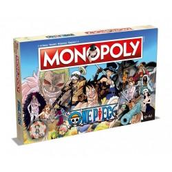 MONOPOLY ONE PIECE - Jeux de Société au prix de 39,95€