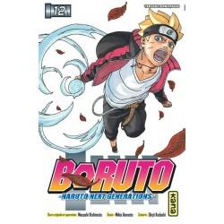 BORUTO T12 - Manga au prix de 6,85€