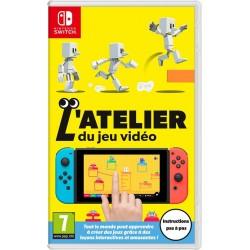SWITCH L ATELIER DU JEU VIDEO - Jeux Switch au prix de 29,95€