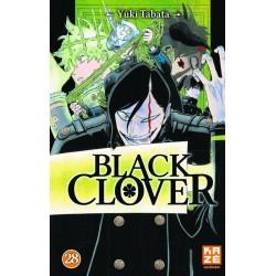 BLACK CLOVER T28 - Manga au prix de 6,89€