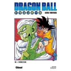 DRAGON BALL T16 L HERITIER
